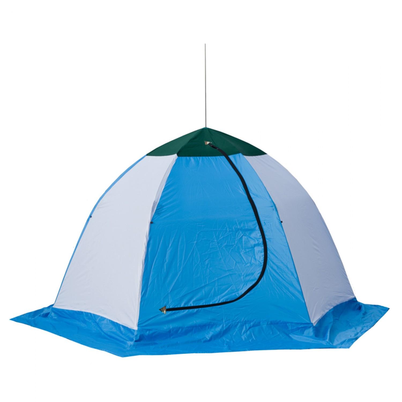 Палатка Стэк ELITE 4 п/автомат 0036938 брезент