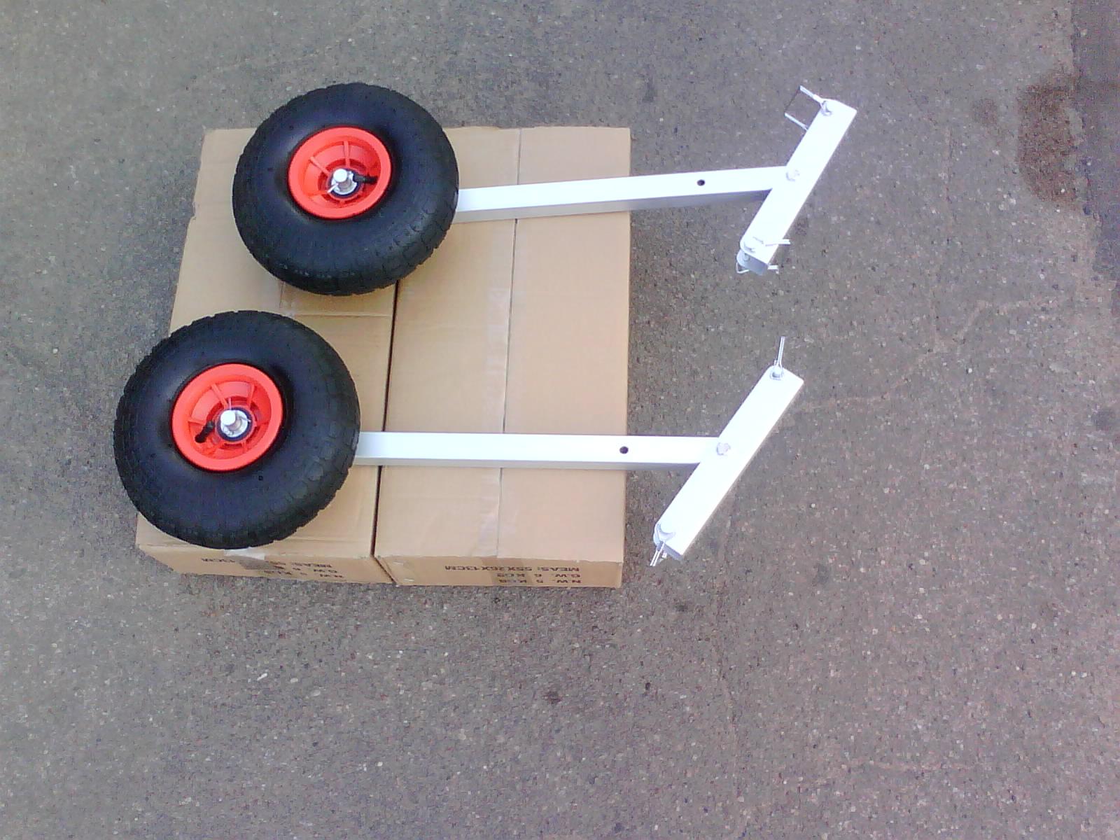 Транцевые колеса для лодки пвх своими руками, чертежи и 97