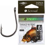 Крючки Mikado SENSUAL - TANAGO W/RING - миниатюра