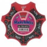 Набор грузил BALSAX MATCH MIX 100 г - миниатюра