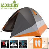Палатка трекинговая 2-х местная NORFIN BEGNA 2 ALU - миниатюра