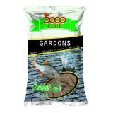 Прикормка Sensas 3000 CLUB GARDONS 1 кг - миниатюра