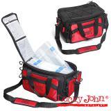 Сумка рыболовная Lucky John 4-BOX HANG BAG - миниатюра