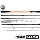 Удилище фидерное Team Salmo ENERGY Feeder 4,20 м тест 180 г - миниатюра
