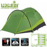 Палатка кемпинговая  NORFIN RUDD 3+1 - миниатюра