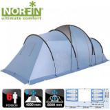 Палатка кемпинговая 6-ти местная NORFIN MOSS 6 - миниатюра
