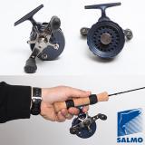 Мультипликаторная катушка SALMO ELITE ICE MULT 5 - миниатюра