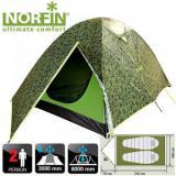 Туристическая палатка 2-х местная NORFIN COD 2 - миниатюра