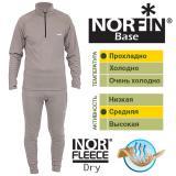 Мужской комплект термобелья NORFIN BASE - миниатюра