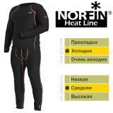 Мужской комплект термобелья NORFIN HEAT LINE - миниатюра