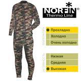 Мужской комплект термобелья NORFIN THERMO LINE CAMO - миниатюра