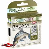 Леска MIKADO SENSEI BREAM 30/0,14 - миниатюра