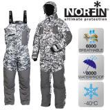 Зимний костюм NORFIN EXPLORER CAMO - миниатюра