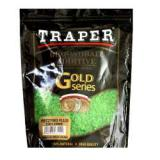 Добавка Traper Gold Series Печиво Fluo Green 400 г - миниатюра