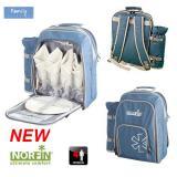 Термосумка - рюкзак с набором посуды NORFIN ESLOV - миниатюра