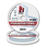 Леска монофильная Salmo HI-TECH POWERSTEEL 100/027 (светло-стальная) - миниатюра