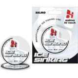 Леска монофильная  зимняя SALMO Hi-Tech Ice Sinking 30 - миниатюра