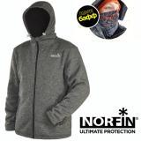 Куртка флисовая NORFIN CELSIUS (В подарок БАФФ) - миниатюра