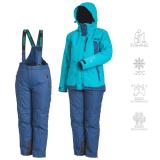 Зимний костюм NORFIN Women SNOWFLAKE 2 - миниатюра