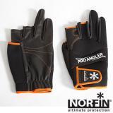 Перчатки Norfin PRO ANGLER 3 CUT GLOVES - миниатюра