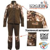 Костю флисовый NORFIN HUNTING FOREST - миниатюра