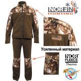 Костю флисовый NORFIN HUNTING FOREST - миниатюра