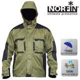 Куртка демисезонная NORFIN PEAK GREEN - миниатюра