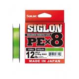 Плетёнка SUNLINE Siglon PE8 150/0.270 (салатовый) - миниатюра