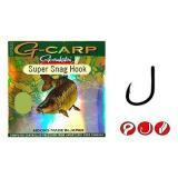 Крючок Gamakatsu G-Carp Super Snag Hook (Кол-во 10 шт.) - миниатюра