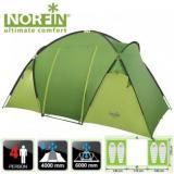 Палатка кемпинговая 4-х местная NORFIN BURBOT 4 - миниатюра