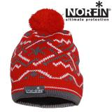 Шапка NORFIN Norway Woman Red - миниатюра