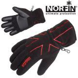 Перчатки женские NORFIN BLACK - миниатюра