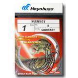 Офсетные крючки Hayabusa WRM 951- 2,4,6 - миниатюра