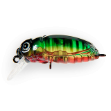 Воблер плавающий STRIKE PRO Beetle Buster EG-174F-A102G - миниатюра