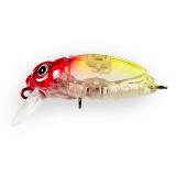Воблер плавающий STRIKE PRO Beetle Buster EG-174F-A130G - миниатюра