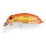 Воблер плавающий STRIKE PRO Beetle Buster EG-174F-A132G - миниатюра