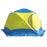 Палатка зимняя СТЭК ЧУМ Т (трехслойная) - миниатюра