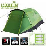 Палатка туристическая треккинговая  NORFIN BREAM 3 - миниатюра