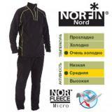 Микрофлисовый комплект термобелья NORFIN NORD - миниатюра