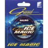 Леска монофильная зимняя SALMO Grand Ice Magic 30 м диаметр 0,20 мм - миниатюра