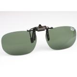 Поляризационная накладка на очки MIKADO (цвет линз зеленый) - миниатюра