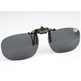 Поляризационная накладка на очки MIKADO (цвет линз серый) - миниатюра
