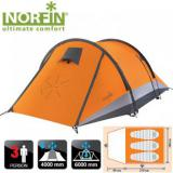 Палатка треккинговая 3-х местная NORFIN GLAN 3 - миниатюра