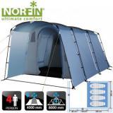 Палатка кемпинговая 4-х местная NORFIN MALMO 4 - миниатюра