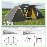 Палатка летняя Comfortika Family New - миниатюра