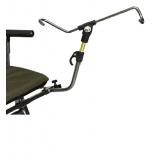 Подставка для удочки к креслу Elektrostatyk F5R - миниатюра