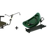 Столик c подставкой для удочки к креслу Elektrostatyk F5R - миниатюра