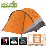 Палатка 3-х местная NORFIN DELLEN 3 - миниатюра