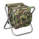 Табурет складной  Кедр МАХ большой с сумкой, алюминий - миниатюра