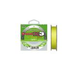 Плетёнка YGK G-Soul X-3 100m/0,7/11,5lb (жёлтый) - миниатюра